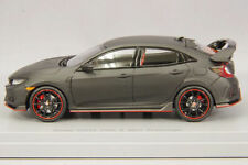 1 43 EBBRO MMP Model Honda Civic Type R FK8 Prototype Matt Black 2017  #.45571