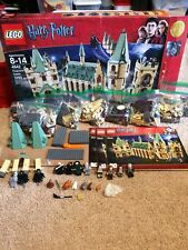 LEGO Harry Potter Hogwart's Castle 2010 (4842) Used and 100% Complete