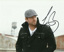 Country Star LEE BRICE Signed 8x10