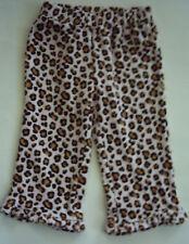NWT Gymboree Kitty Glamour Leopard Velour Pant 12 18