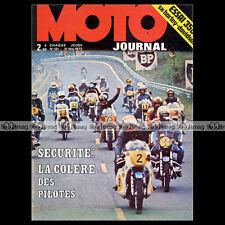 MOTO JOURNAL N°121 HARLEY-DAVIDSON 350 SX FLH 1200 ELECTRA GLIDE BARRY SHEENE 73