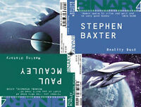 (Good)-Reality Dust: Binary 4 (GOLLANCZ S.F.) (Paperback)-Baxter, Stephen-057507