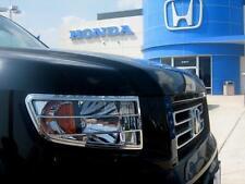 2006-2012 Honda Ridgeline chrome head light bezel cover trim