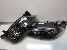 Ford Falcon BA BF Mk1 XT Black Headlights Brand New PAIR