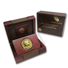 2013-W 1 oz Reverse Proof Gold Buffalo (w/Box & COA) - SKU #77902