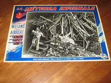 FOTOBUSTA,1957,La meteora infernale,Monolith Monsters,Williams,Sherwood,sci fi,
