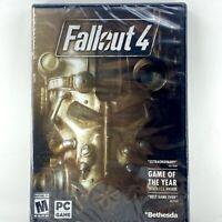 Fallout 4: PC [Brand New]