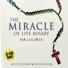 NEW The Miracle of Life Rosary for Children (Kitty Cleveland) - CD (Audio CD)