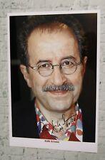 ORIGINAL Autogramm von Rafik Schami . pers. gesammelt. 20x30 Foto. 100%. ECHT