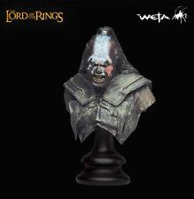 Sideshow Weta Lord Of The Rings Lurtz Uruk-Hai Captain Bust Lotr Limited Edition