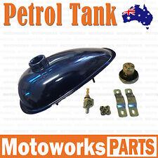 Petrol Fuel Tank + Cap + Tap for Motorised Push Bike Motorized Bicycle Engine 01