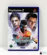 ★ Playstation PS2 Spiel - VIRTUA FIGHTER 4 EVOLUTION - Komplett in OVP ★