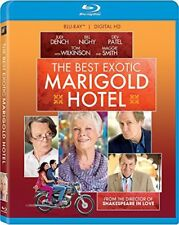 The Best Exotic Marigold Hotel [New Blu-ray] Digitally Mastered In Hd
