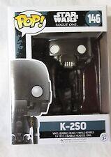 Funko Pop Vinyl Star Wars K-2SO #146 Rogue One BRAND NE Bobble head