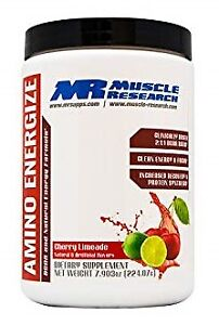 Muscle Research : Amino Energize: Cherry Limeade flavour (8 Oz)