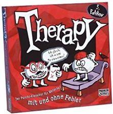 Therapy 3. Edition von Parker. Absolut neu und ungespielt. Top Rarität !!!
