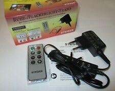 Kahlert 60977 Ruhe-Flackerlicht-Trafo 3,5Volt with Remote Control