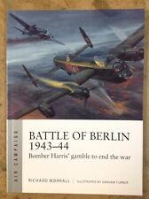 KHS - BATTLE OF BERLIN 1943-44 BY RICHARD WORRALL  OSPREY AIR CAMPAIGN NO.11