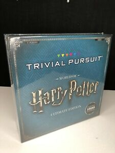 TRIVIAL PURSUIT: World of Harry Potter Ultimate Edition Feat. 1800 Questions
