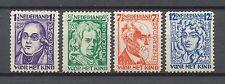 Nederland  220 - 223 ongebruikt (1)