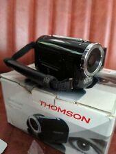 Thomson Camescope - Digital Video Camera DV037 working. Instructions, box