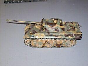 CORGI 1/50 SCALE WW2 GERMAN PANTHER TANK UNBOXED