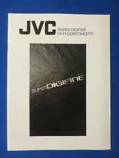 JVC XL-Z1010TN RX-1010VTN XP-A1010TN AX-Z1010TN TD-V1010TN SX-911WD Brochure
