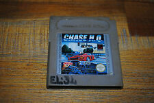 Jeu CHASE H.Q. pour Nintendo Game Boy