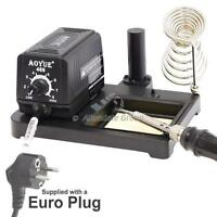 AOYUE 469 Soldering Iron Station & Interchangeable Tip PCB-Soldering EURO PLUG