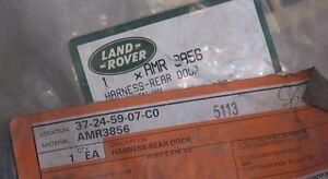 Original Range Rover Classic KABELBAUM Hinten Tür AMR3856