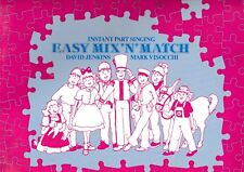 Jenkins/Visocchi: Easy Mix `N` Match. Instant Part Singing. Piano, Vocal, Chords