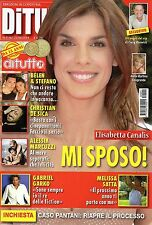 Di Tutto New.Elisabetta Canalis,Carolina Marconi,Melissa Satta,Ami Codovini,iii