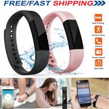 Smart Bluetooth Fit Activity Tracker Sports Watch Pedometer Wristband Bit UK