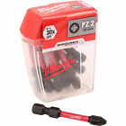 Milwaukee 4932430866 Shockwave Impact Duty Screwdriving Bits PZ2 50mm Pack of 10