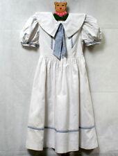 Robe vintage style marin 8 ans