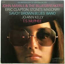 "VARIOUS ""An Anthology of British Blues"" Vinyl LP 1968 Immediate EX+ / VG+"
