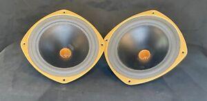 "Pair of Tannoy 10"" Dual Concentric Speakers - Type 2588/ SL35"
