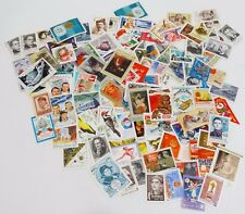 100+ Assorted lot of Russian Stamps 1940-1990,  MH VF
