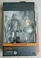 "Star Wars The Mandalorian Black Series 6"" - Din Djarin And The Child Exclusive"