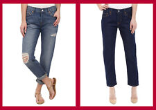 Levi's ~ 501 CT Button Fly Women's Boyfriend Jeans $65-$90 NWT