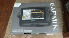 New listing Garmin Echomap Uhd 73sv Chartplotter with LakeV G3 Charts and Gt54Uhd-Tm Transd…