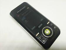 SONY ERICSSON S500i BLACK/GREEN  SLIDER MOBILE PHONE UNLOCKED GOOD CONDITION
