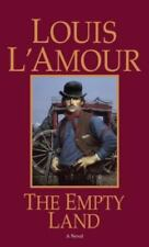 *Lot of 3  Louis L'amour  as listed + 2 free bks.*bargain priced**free shipping*