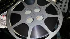 1984 Hidden Heroes Championship Racefilms Racing 16mm Film Newsreel Travel Case