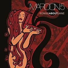 MAROON 5 Songs About Jane LP Vinyl Re-Issue NEW 2016