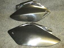 Honda CRF450 2007-2008 New X-Fun black rear side panel set CP013