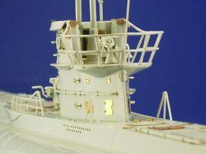 Eduard 1/72 U-Boat VIIC etch for Revell kit # 53008