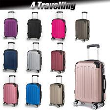 Koffer Hartschalenkoffer Reisekoffer Kofferset Trolley 4 Rollen A13  M-L-XL-Set