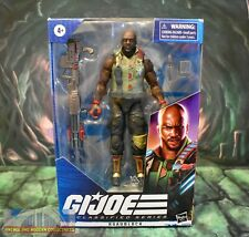 HASBRO 2020 GI JOE CLASSIFIED SERIES 01 WAVE 1 ROADBLOCK 6? FIGURE NEW