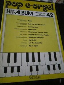"""/"""" POP E-Orgel Hit-Album 73 /"""""""
